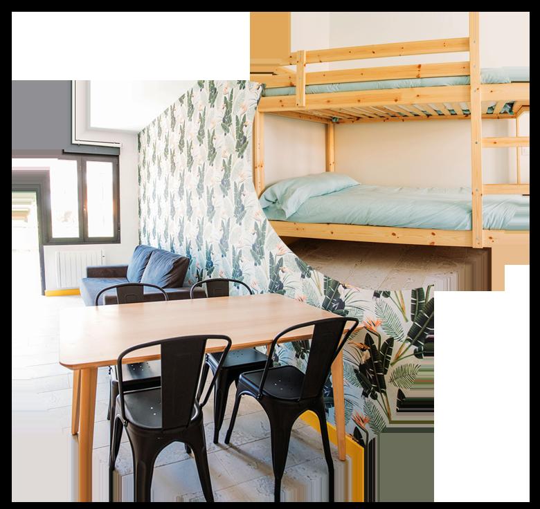 Apartamentos Costa Norte en Cantabria, Escuela de Surf